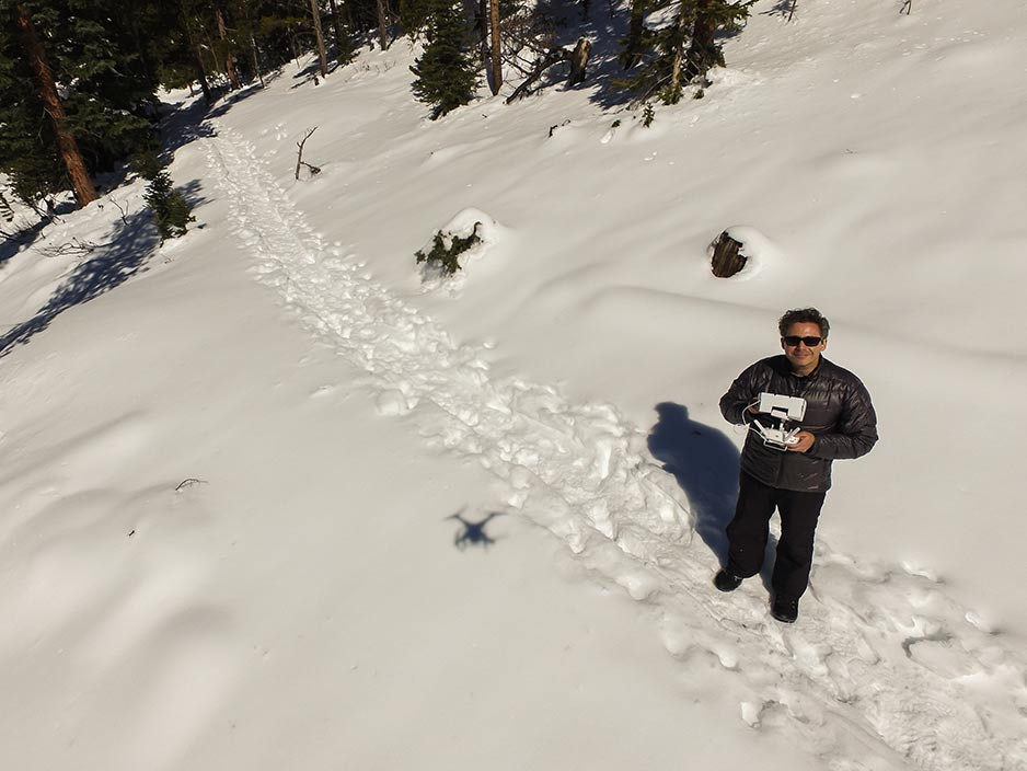 Denver drone pilot Sea to Snow Consulting